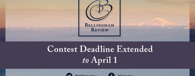 Contest Deadline Extended